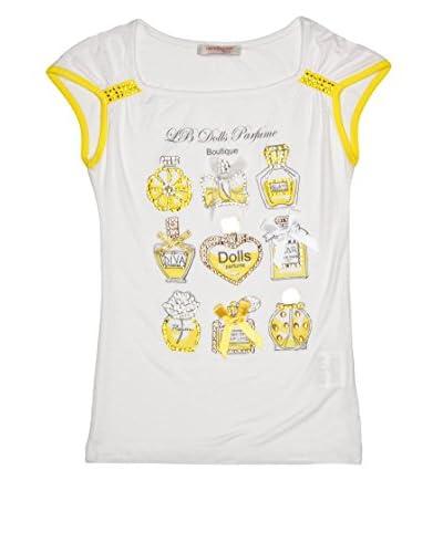 Laura Biagiotti Dolls T-Shirt Lb [Bianco]