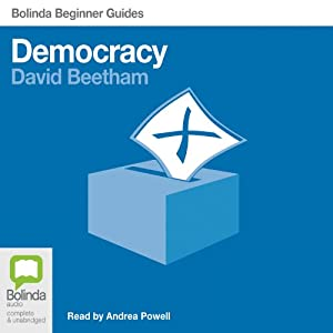 Democracy: Bolinda Beginner Guides Audiobook