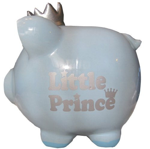 C.R. Gibson My First Piggy Bank, Little Prince
