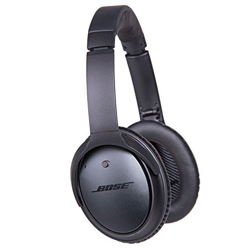 d6bddf54c7d Very Goods | Amazon.com: Bose QuietComfort 25 Noise Cancelling Headphones,  Special Edition for Apple Devices, Triple Black: Electronics