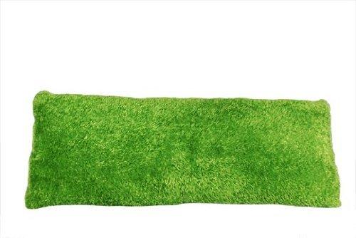Carpenter ® Bright Plush Body Pillow - Green front-479118