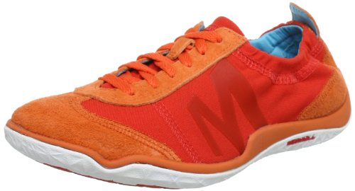 Merrell LORELEI TWINE Low Top Women Orange Orange (ORANGE) Size: 4 (37 EU)
