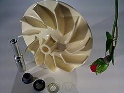 Kirby Vacuum Cleaner Fan Impeller G3 G4 G5 G6 Ultimate G Diamond Sentria by Kirby