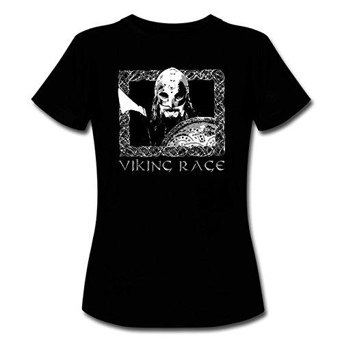 Norse Hammer -  T-shirt - Donna nero XL