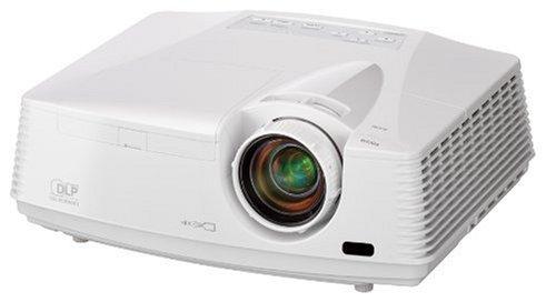 Mitsubishi XD600U DLP Proj XGA 2000:1 4500 Lumens HDmi Svid 7.9LBS