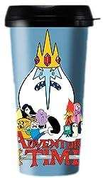Cartoon Network Adventure Time Movie Travel Mug