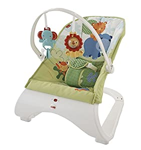 Fisher-Price Rainforest Bouncer by Fisher-Price