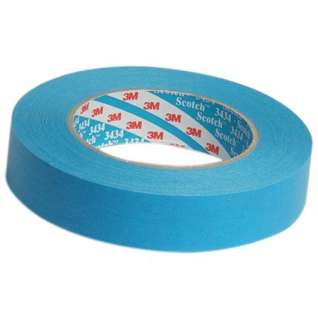 3M-Scotch-Blaues-Band-3434-110C-25-mm-x-50-m-07897