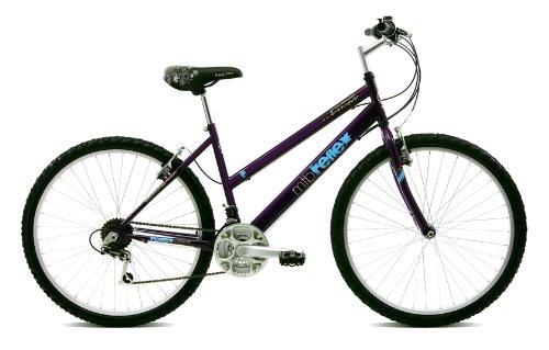 Reflex Sorrento Women's Mountain Bike - Purple, 19 Inch