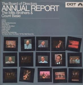 Count Basie - The Board Of Directors Annual Report - Zortam Music