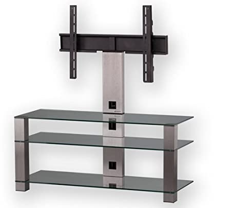 """Sonorous PL 2430-C-INX TV-Tisch fur 50"""" Fernseher"""