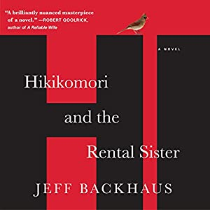 Hikikomori and the Rental Sister Audiobook