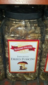 Supremo Italiano: Imported Dried Porcini Mushrooms 16 Oz. (Italian Mushrooms compare prices)