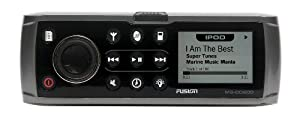 Fusion MS-CD600G, CD AM FM AUX  Sirrus and iPod Ready Marine Stereo by Fusion Electronics