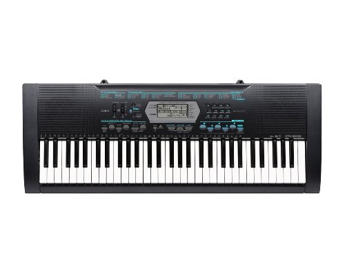 Casio CTK-2100 61 Key Personal Keyboard with New Voice Pad Feature