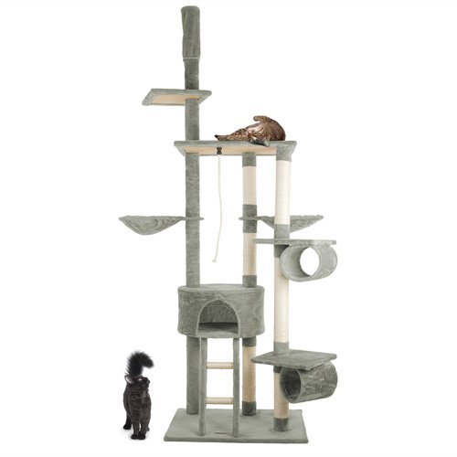 Cat Scratcher Cat Tree Activity Centre Scratching Post ceiling high