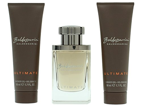 Baldessarini Ultimate Set Regalo Eau De Toilette, Uomo, 50 ml & Gel Doccia, 2 x 50 ml
