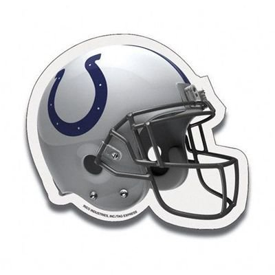 NFL Large Helmet Mouse Pad (Indianapolis Colts) at Amazon.com