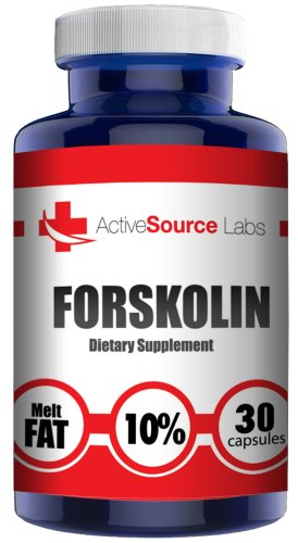 Pure Forskolin - Belly Fat Melting Natural Supplement - 10% Forskolin (Coleus Forskohlii Extract) - Formulated And Packaged In A Gmp Certified Facility - Weight Management Solution - 30 Capsules - 30 Day Supply - Increase Muscle Mass While Melting Fat Fro