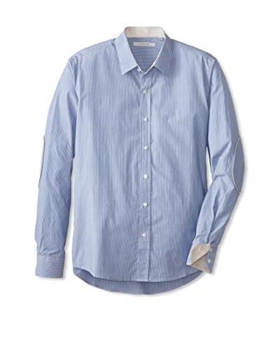 7 Diamonds Men's Some Nights Solid Long Sleeve Shirt