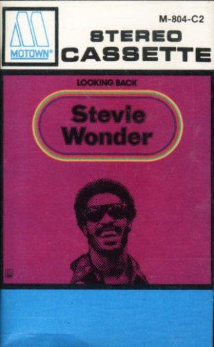 Stevie Wonder: Looking Back (2 Audio Cassette Set - Equivalent To 3 Records)