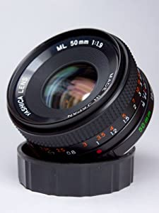 Yashica ML 50mm 1 : 1.9 Lens