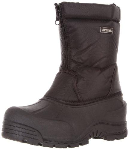 Northside Icicle Winter Boot (Toddler/Little Kid/Big Kid),Black,5 M Us Big Kid