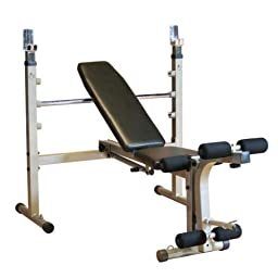 Best Fitness BFOB10 Olympic Bench