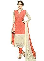 Ruaab Fashion Women Georgette Designer Salwar Kameez Dress Material(RF_AD_405)