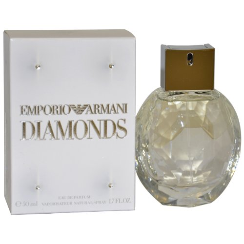 Emporio Armani Diamonds Eau de Parfum Spray for Women 50 ml