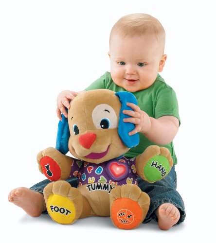 Fisher-Price Laugh & Learn Love to Play Puppy - 1