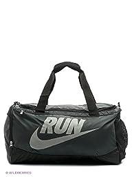 Nike Max Air Pursuit Run Gym Duffle Bag Grey BA4916