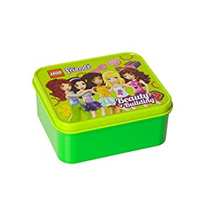 LEGO Friends Lunch Box, Lime Green