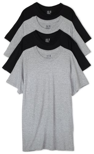 fruit-of-the-loom-mens-crew-neck-t-shirt-pack-of-4-black-grey-large