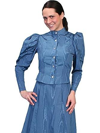 Old West Blouse  AT vintagedancer.com