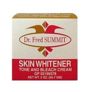Dr. Fred summit Palmer Skin Whitener Cream 2 oz.