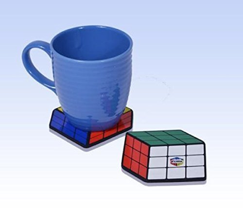 Rubik's Cube Coasters Set of 4 - 1