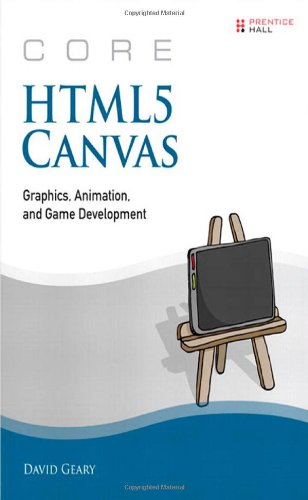 Download Core HTML5 Canvas Graphics Animation And Game Development Series Book