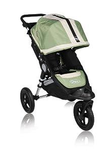 Baby Jogger City Elite Single Stroller, Green Sport
