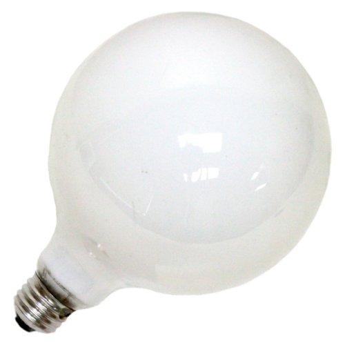 Ge Soft White 49780 60 Watt 660 Lumen G40 Soft White Bulb