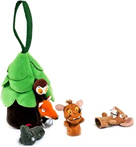 The Gruffalo's Child Finger Puppets