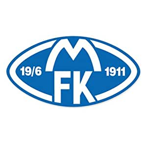 Amazon.com: Molde FK - Norway Football Soccer Futbol - Car Sticker - 6