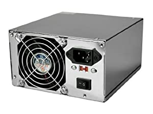Genuine KDM 550W DUAL FAN high quality SATA Power Supply Retail Box