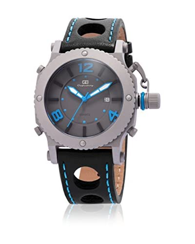 Grafenberg Reloj de cuarzo Man GB201-092 Negro 44 mm