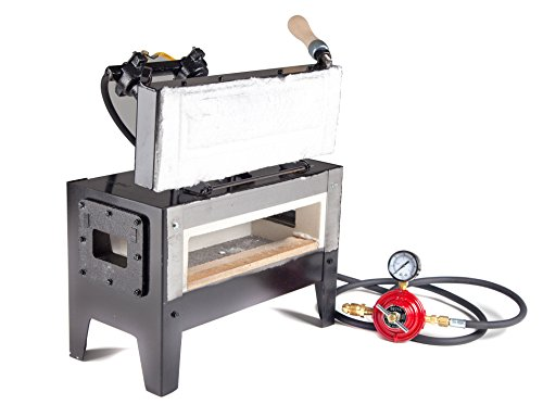 NC Whisper Momma Atmosheric Forge, Open End Model (Blacksmith Propane Forge compare prices)