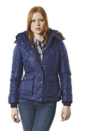 Levi's® - Doudoune - Femme - Bleu (0002/Mavericks Blue) - FR : 42 (Taille fabricant : L)
