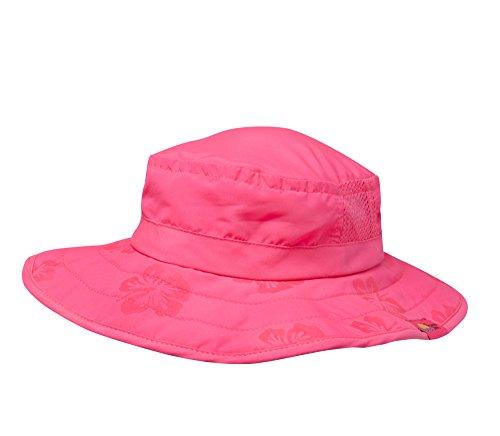Sun Protection Zone Kids' UPF 50+ Safari Sun Hat, Pink ...