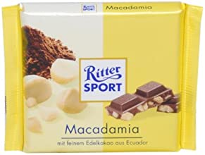 Ritter Sport Bio Macadamia - 1 x 65 g