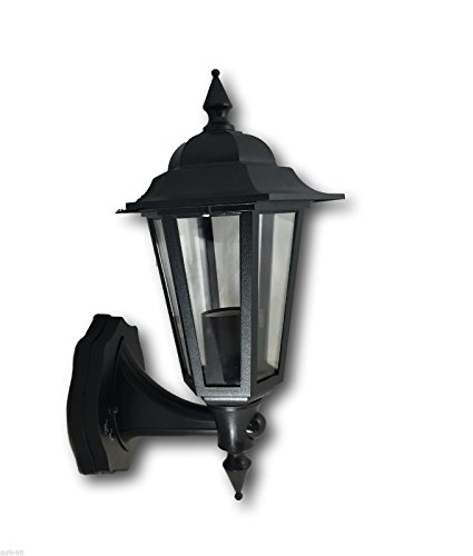deta-l2833bk-polycarbonate-coach-lantern-with-pir-movement-sensor-6-panel-black