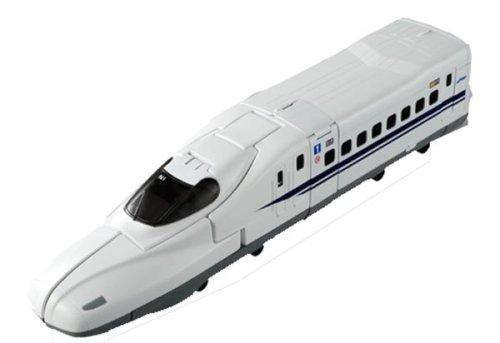 プラレール デカプラレールタウン N700系新幹線ステーション